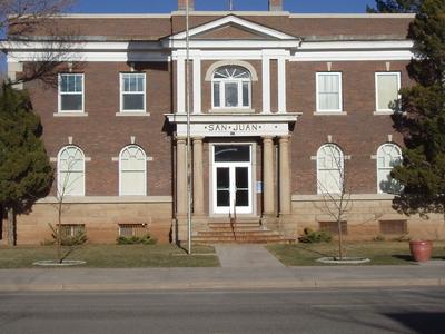 San Juan County Courthouse