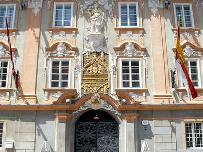 Sankt  Veit  Rathaus