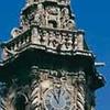 Santa Catalina Church And Tower. Valencia