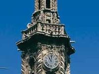 Santa Catalina Church and Tower