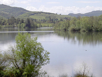 Santa Rosa Creek Reservoir