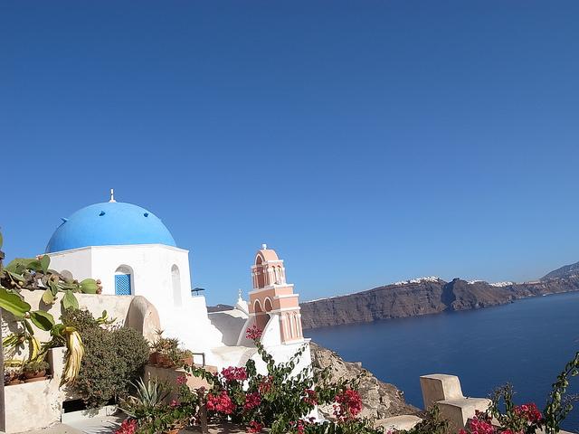 Discover Santorini Photos