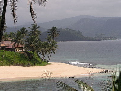 Sao Tome - Resort Pestana Ecuador