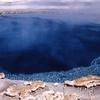 Sapphire Pool - Yellowstone - USA