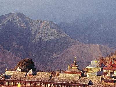 View Of Sarahan