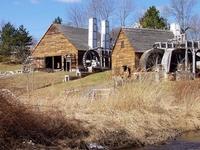 Saugus Iron Works Sitio Histórico Nacional