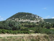 Seguret Town