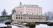 Schloss Ambras Winter