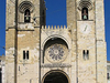 Cathedral Of Lisbon City