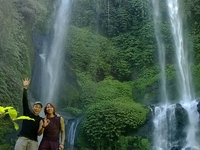 Jungle Sekumpul Waterfall Trekking