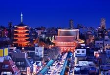 Senso-ji Temple In Asakusa