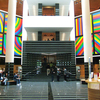 SF MOMA Entrance