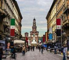 Sforza Castle - Milan - Italy