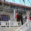 Shaanxi - Temple At Mount Hua Peak