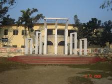 Shahid Minar In Mymensingh