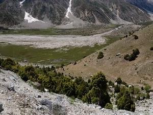 Nanga Parbat Rupal Face Trek along with Shaigi Peak Climbing. Fotos