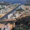 Sha Tin Shing Mun River