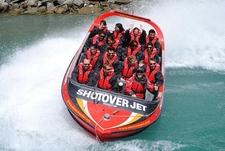 Shotover Jet Boat @ Queenstown NZ
