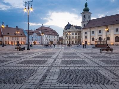 Sibiu Great Square - Sibiu City