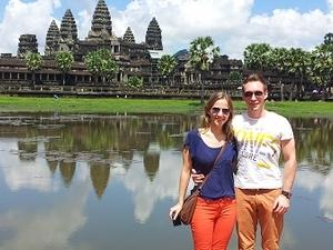 Siem Reap - Phnom Penh 5 Days Photos