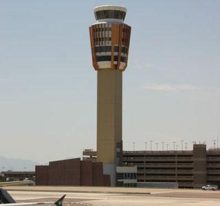 Sky Harbor Control Tower