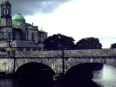 Skyline Of Athlone
