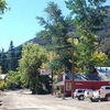 Skyline Of Jarbidge Nevada