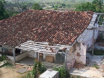 Slave Dwellings At Manaca