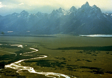 Snake River & The Tetons