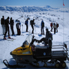 Snowmobile And Skiing In Maniitsoq