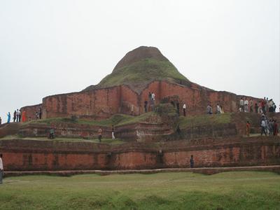 Somapura Mahavihara In Paharpur