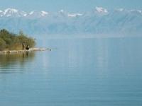 Issyk Kul Lake