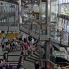 Split Airport Terminal Interior