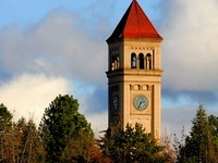 Spokane Clock Tower