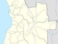 M'banza Congo Airport (SSY)