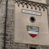 Stadtturm Von Enns Mit Wappen