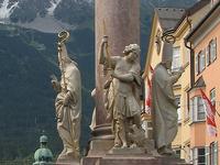 St Anne Column