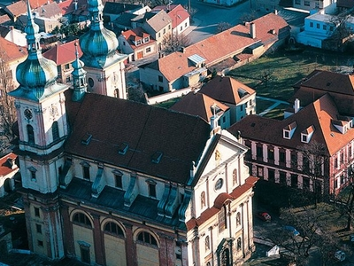 Stara Boleslav - Church Of The Assumption Of Our Lady