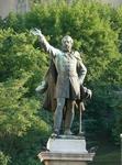 Statue of Lajos Kossuth-Hódmezővásárhely