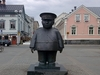 Statue Rozzer - Oulu - Finland