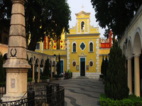 St. Francis Xavier Chapel