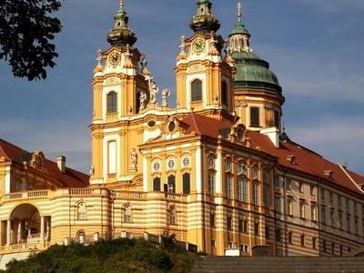 Melk Abbey - Wachau Cultural Landscape