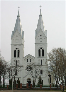 St Jacobs Church In Alanta