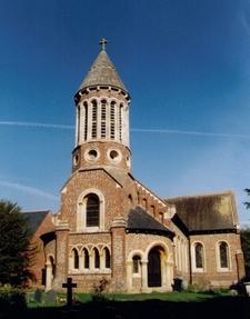 St Marys Church Burghfield