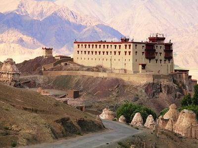 Stok Monastery - Leh Ladakh J&K