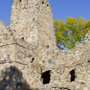 St Olofs Church Ruin In Sigtuna Sweden