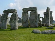 Stonehenge Closeup
