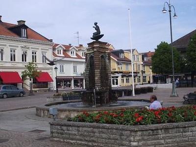 Stora Torget Main Town Square.