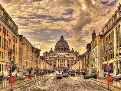 St. Peter's Basilica - Vatican