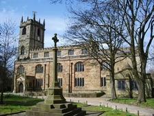 St Peter Church Burnley